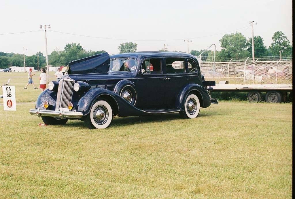 1937 Touring Sedan