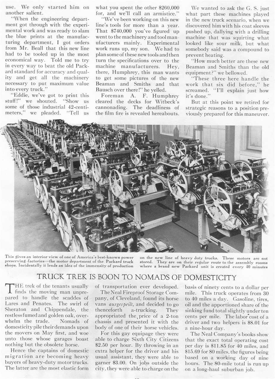 Packard Truck Advert 22