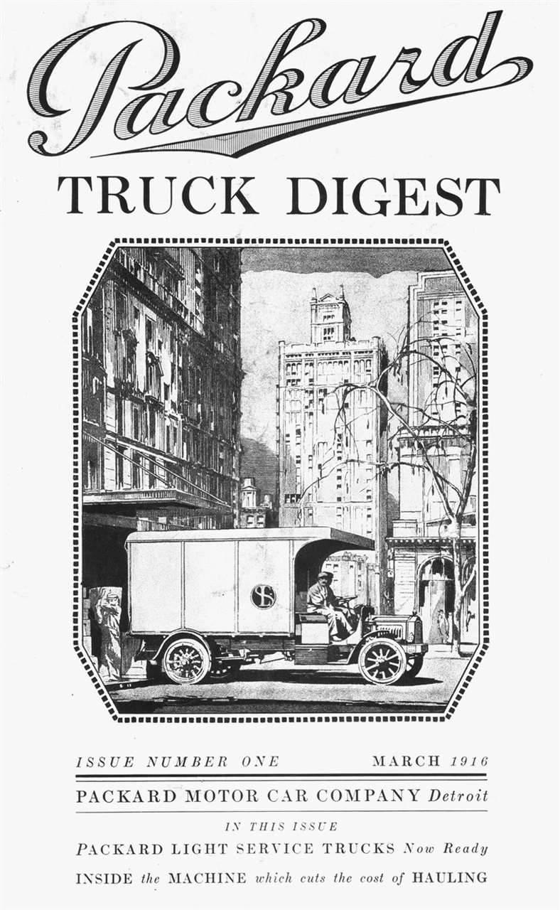 Packard Truck Advert 40