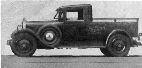 Packard Service Vehicle 13