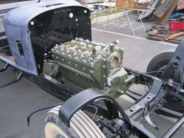 Packard 12 Engine