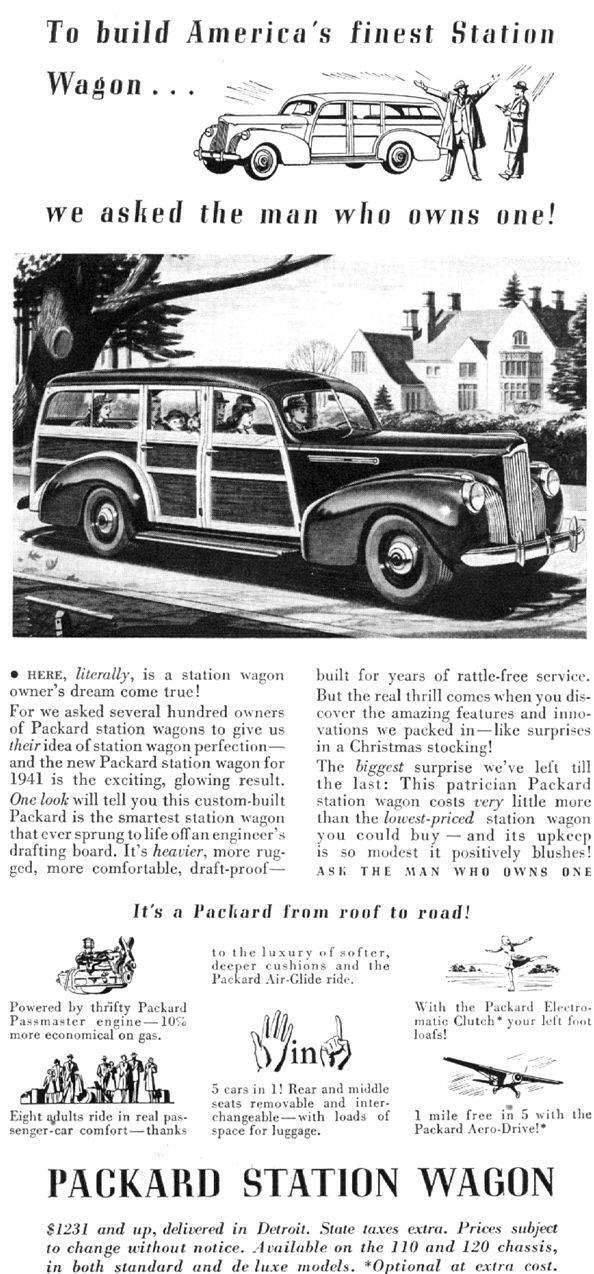 1941_PackardStationWagonAd
