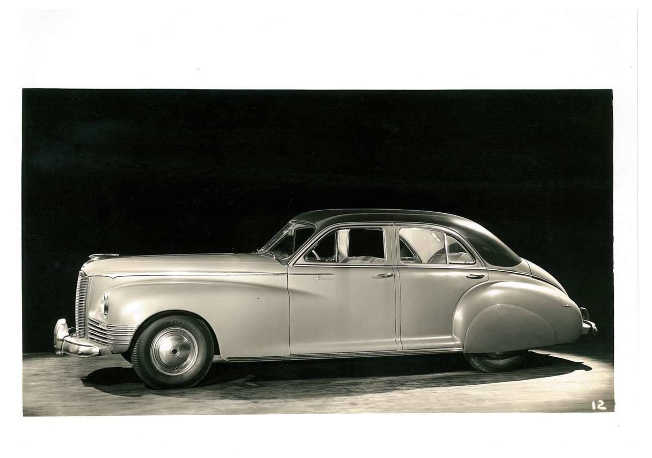 1942 Clipper Factory Photo