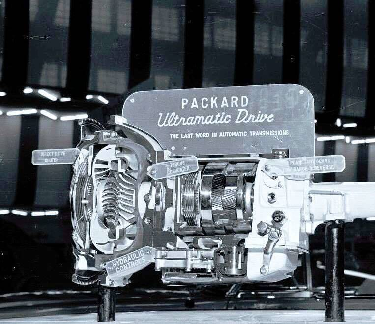 Packard Ultramatic