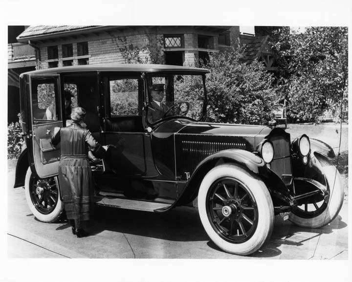 1920 Packard Twin Six Limousine
