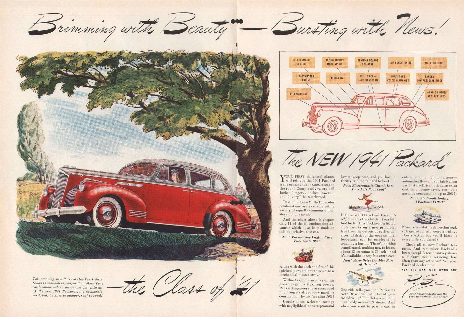 1941 One-Ten Deluxe Sedan