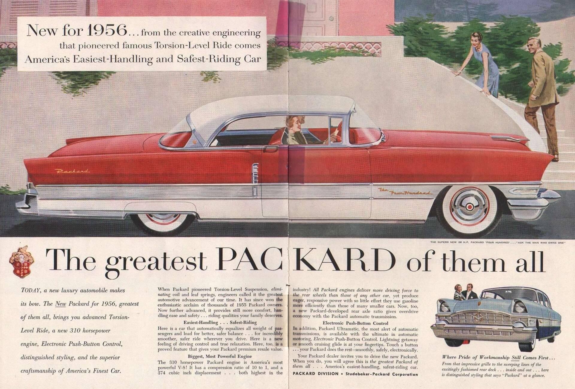 1956 Four Hundred
