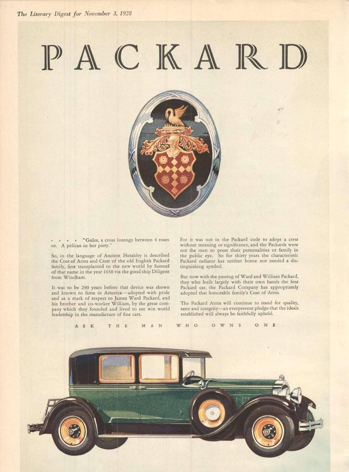 1928 Club Sedan