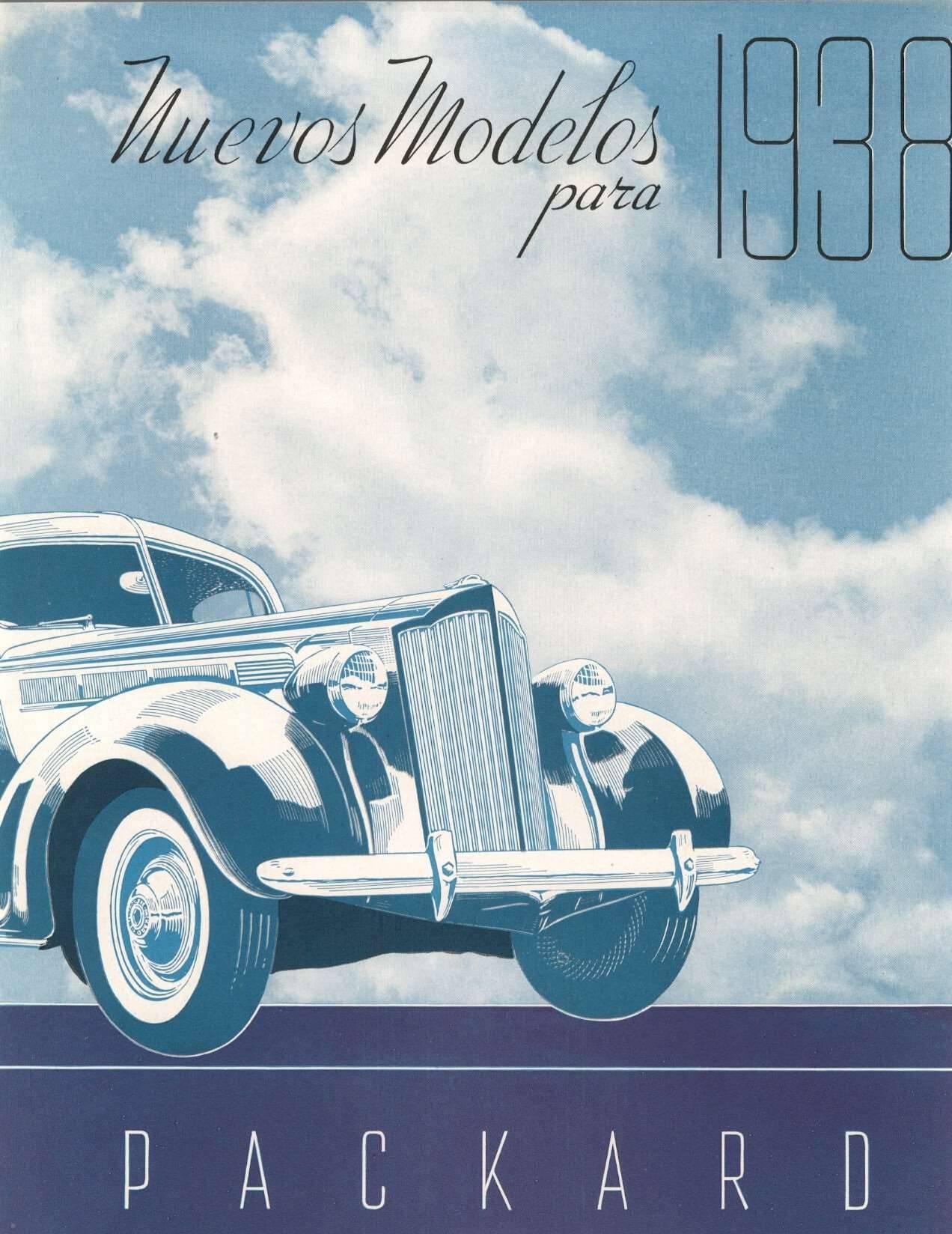 1938 Six(?) - Advertisement(Spanish)
