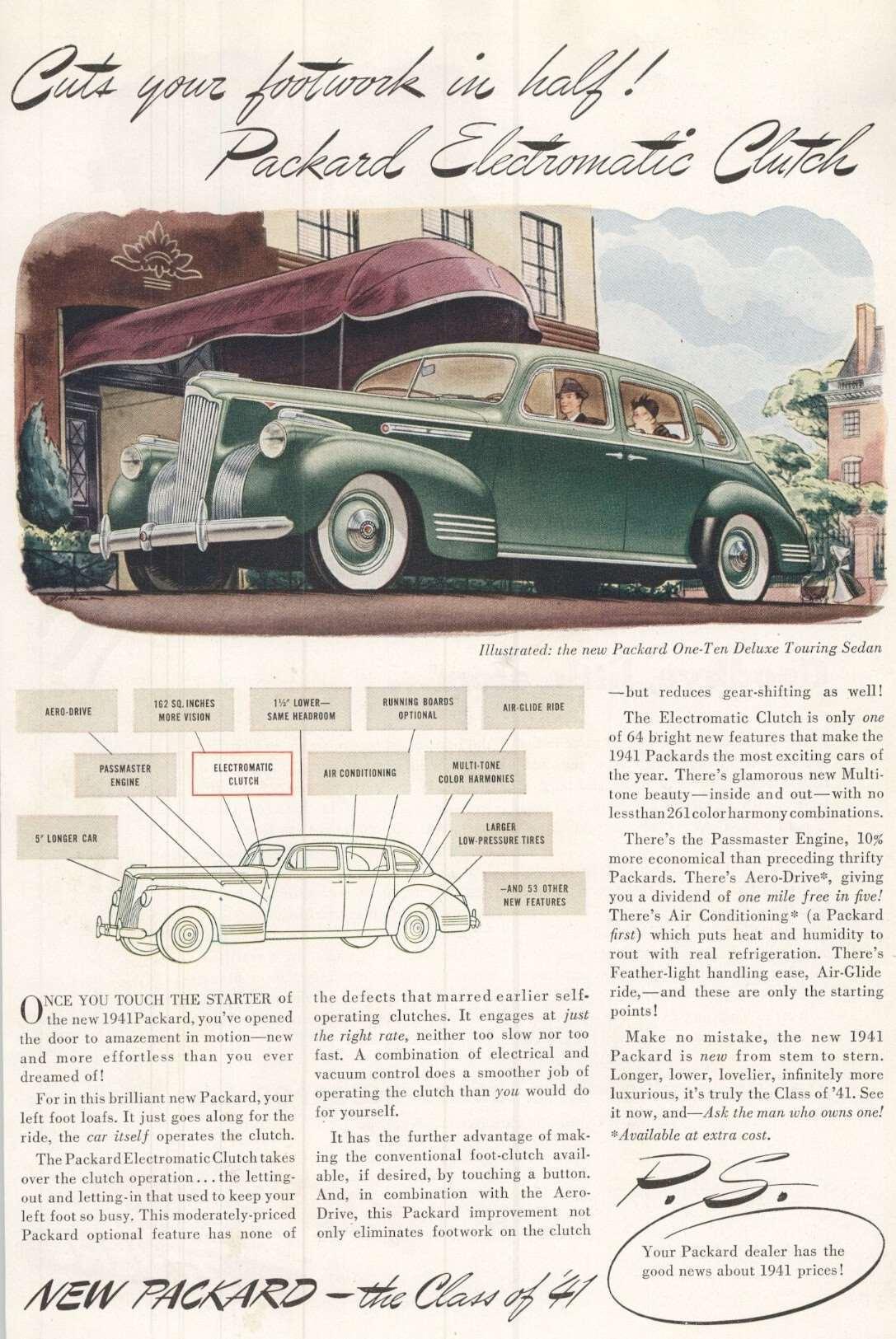 1941 One-Ten Deluxe Touring Sedan