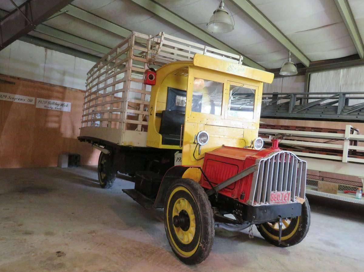 1923 2 Ton