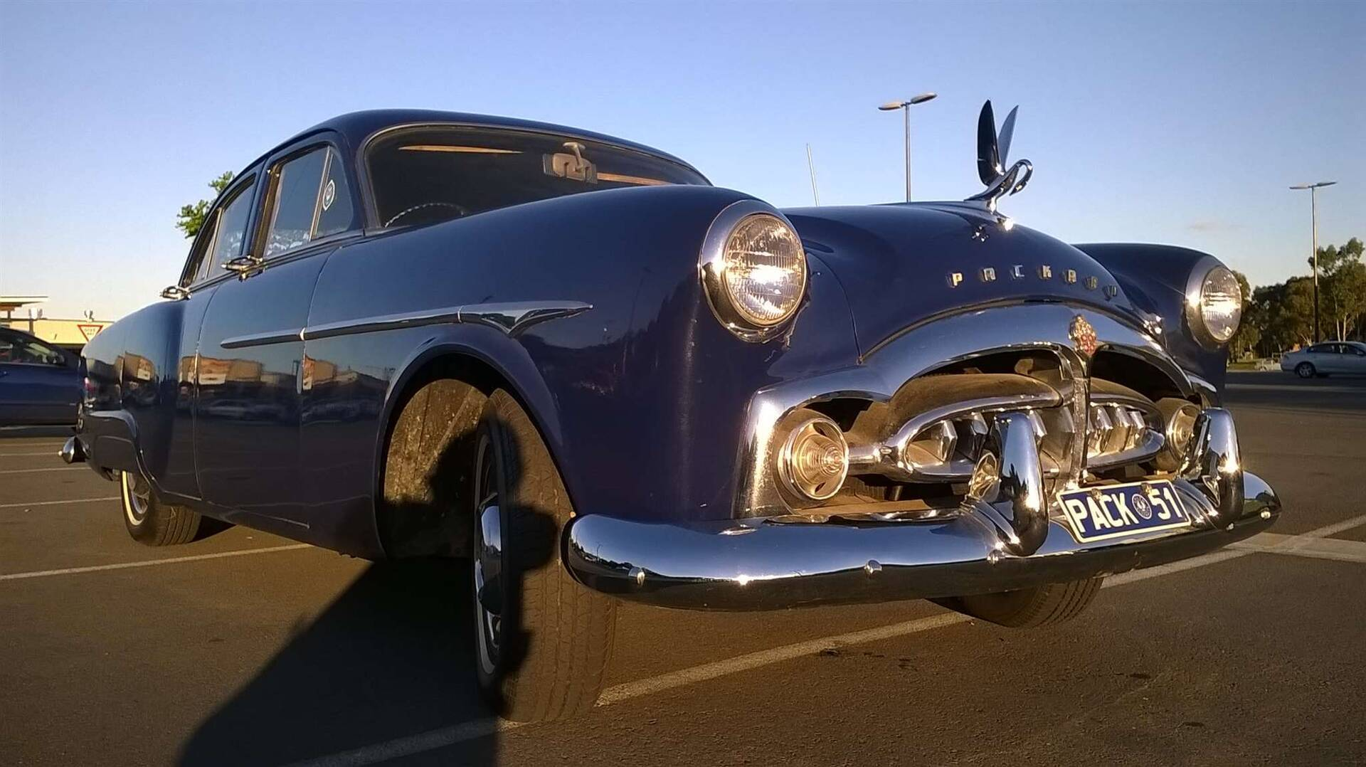 1951 Packard 200 Series Deluxe Touring Sedan