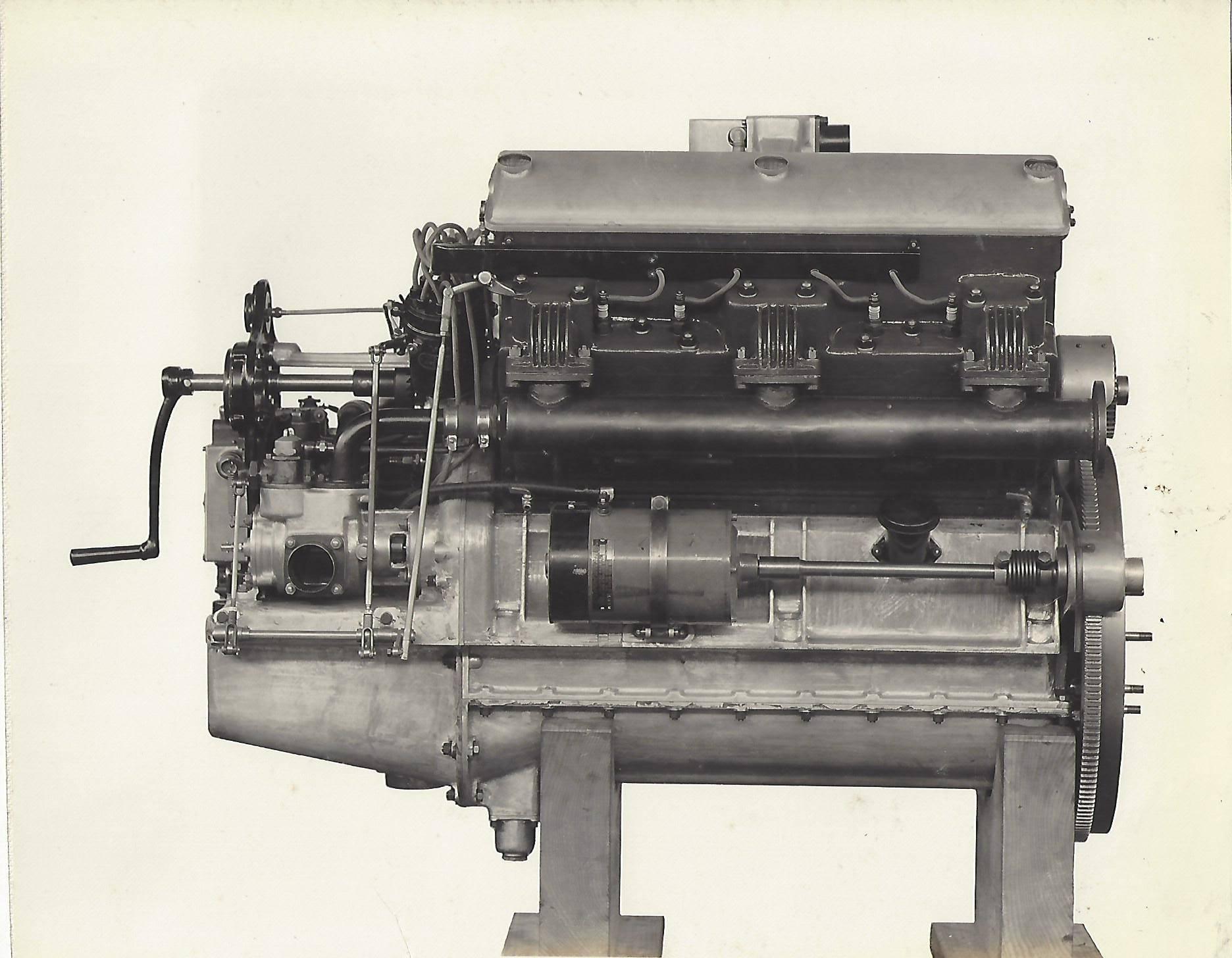 PACKARD - MASTER MOTOR BUILDER - 1209-A