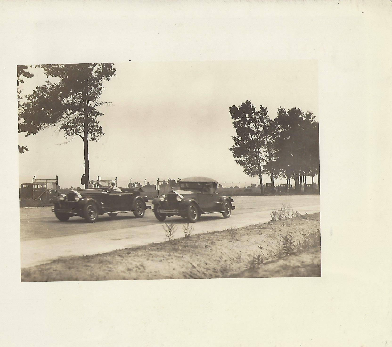 PACKARD PROVING GROUNDS - 2733-A