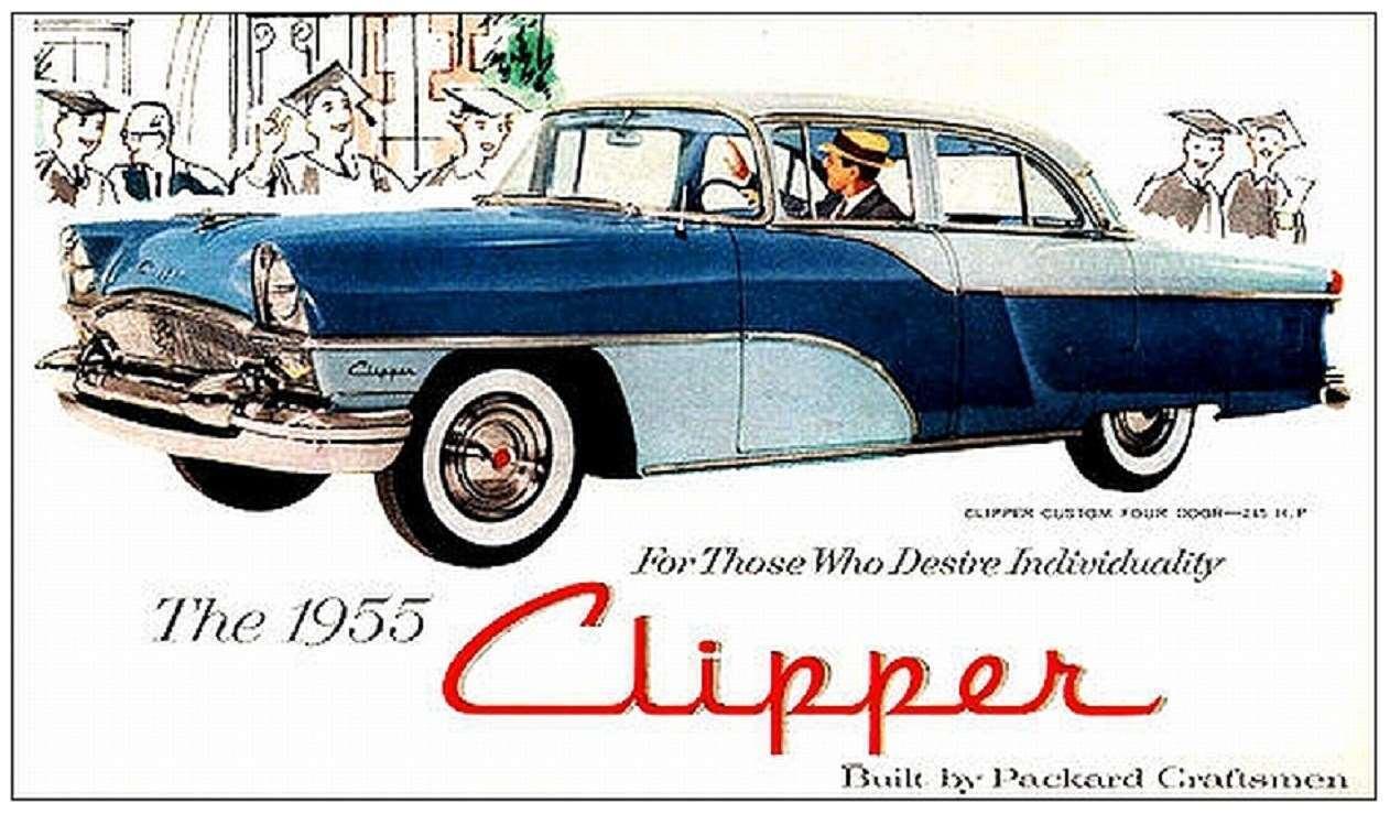 1955 Clipper AD