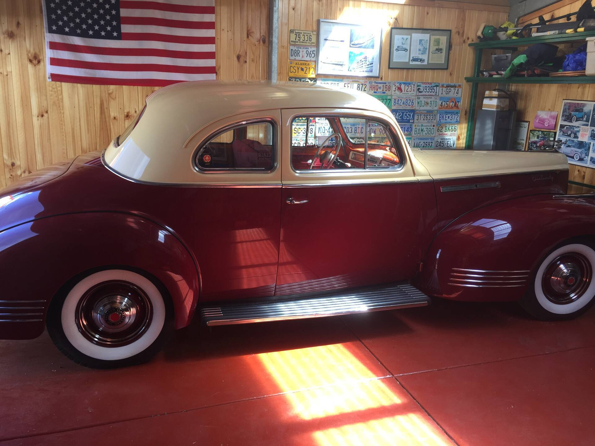 1941 120 Club Coupe