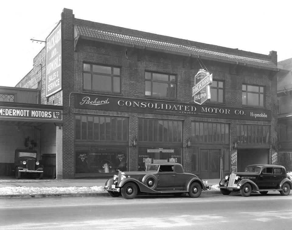 Consolidated Motor Company, Ltd.