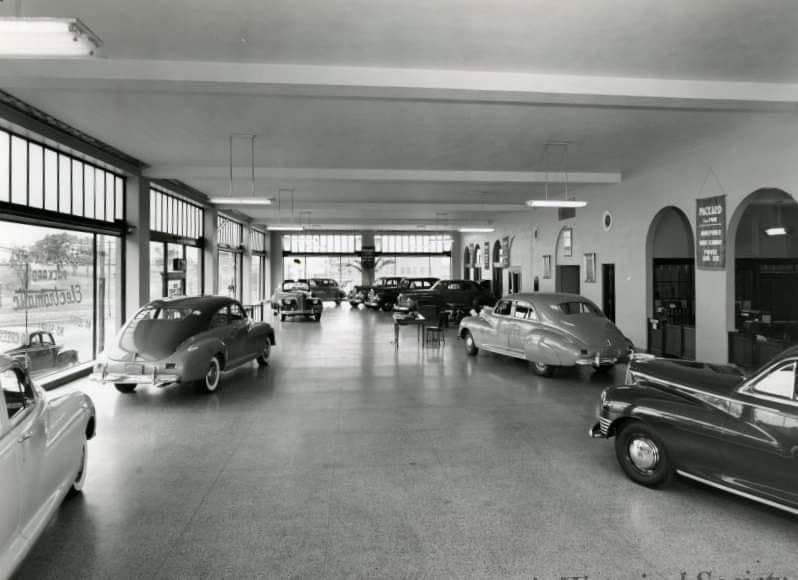 Reid-Ward Motor Company