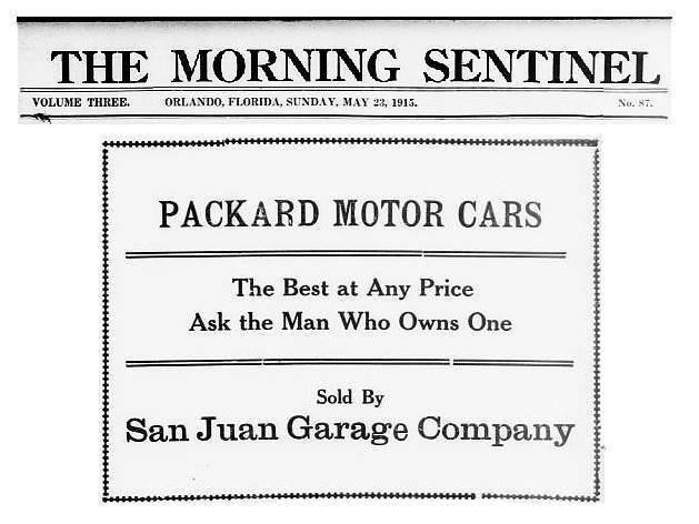 San Juan Motor Company