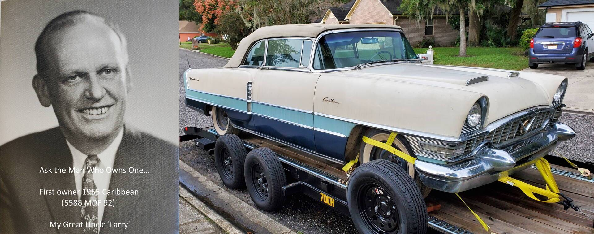 1955 Caribbean - 5588 MDF 92