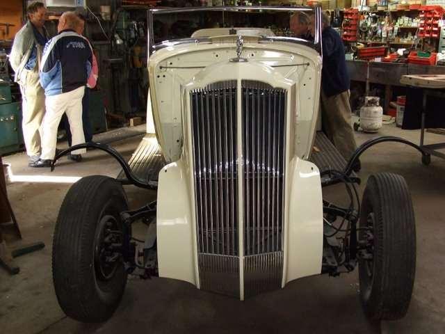 36 120B Convertible Coupe