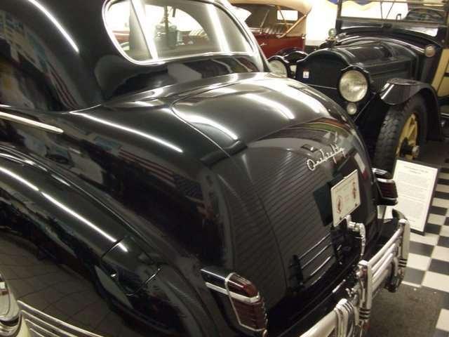 41 1908 Custom Super 8 One-Eighty Touring Limosine by LeBaron