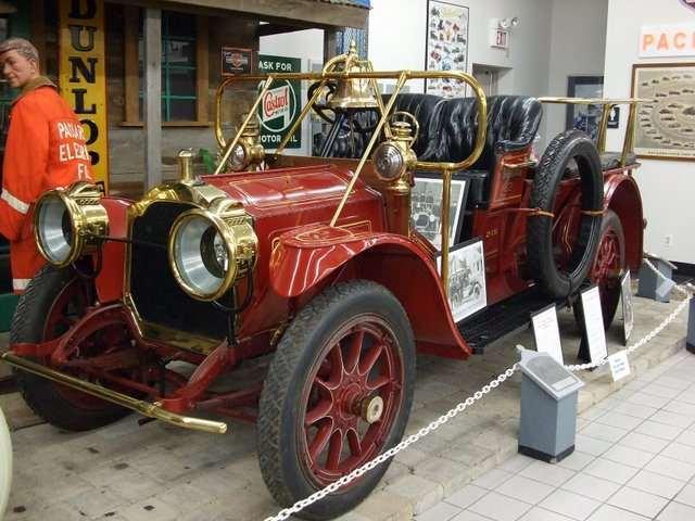 1911 Model 30 Squad Car