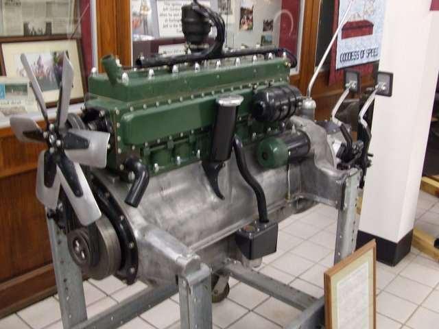 30 Standard Eight Engine & Trans