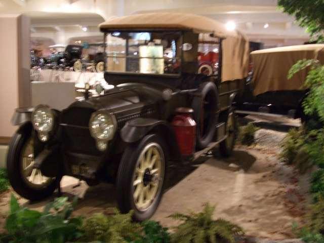 1916 Camp Truck