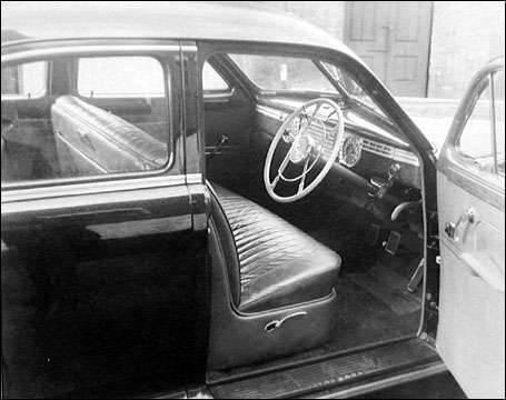 Rare '41 Clipper in leather