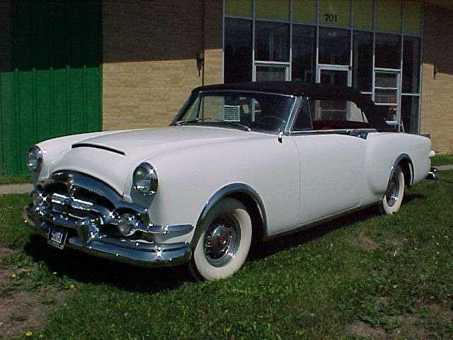1953 Carribean White Driver's Front Minnesota