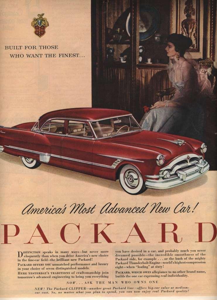 1953 Clipper Ad