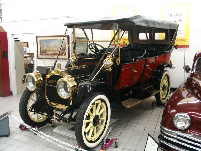 1911 or 1912 Packard