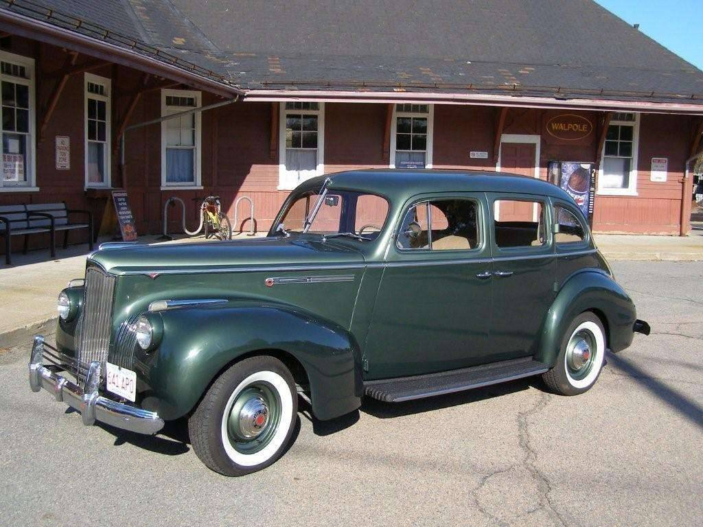 1941 110 Touring Sedan (Second Try)