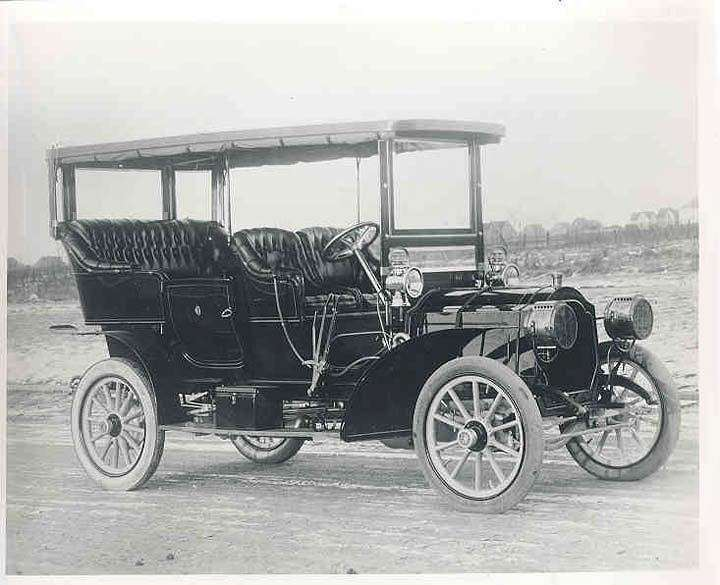1907 PACKARD MODEL 30 TOURING