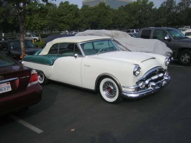 1954 Packard Caribbean Conv.