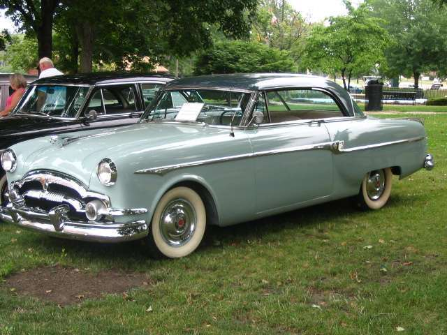 1953 Packard Mayfair Hardtop Coupe