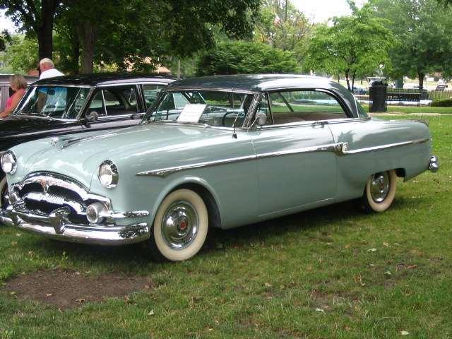 1953 Packard Mayfair Hardtop Coupe