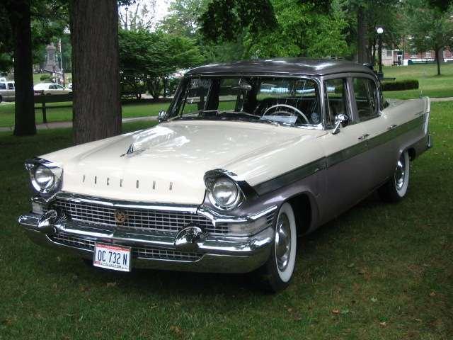 1957 Packard Town Sedan