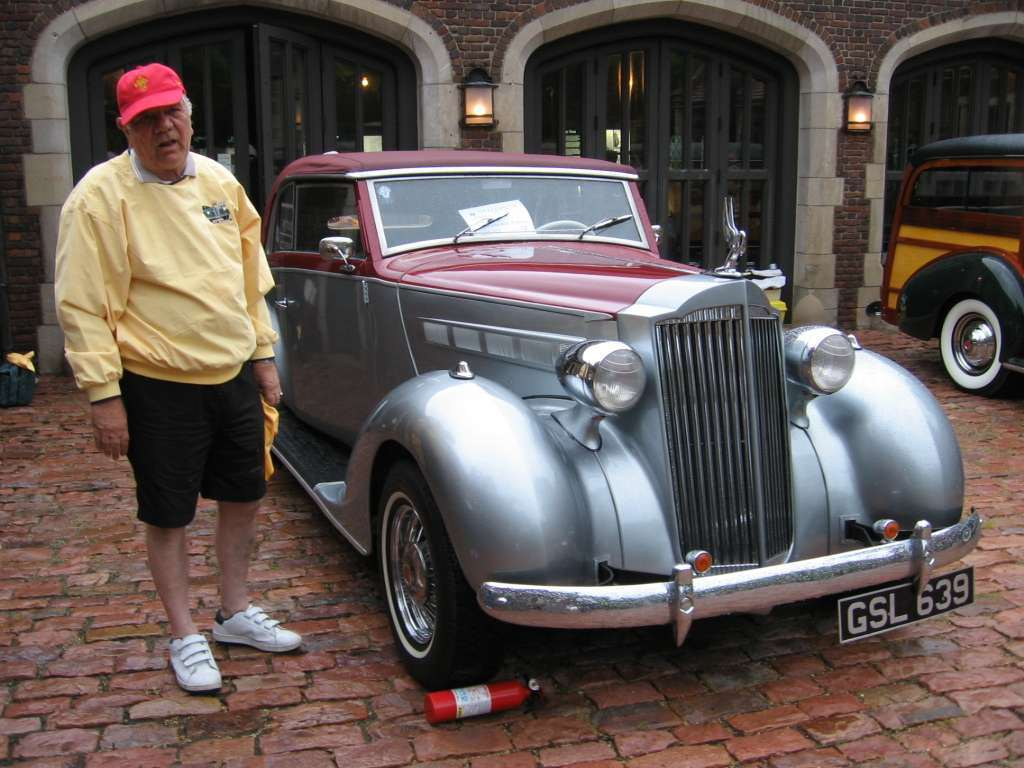 PAC Nat'l 2008- 1937 Packard 115C