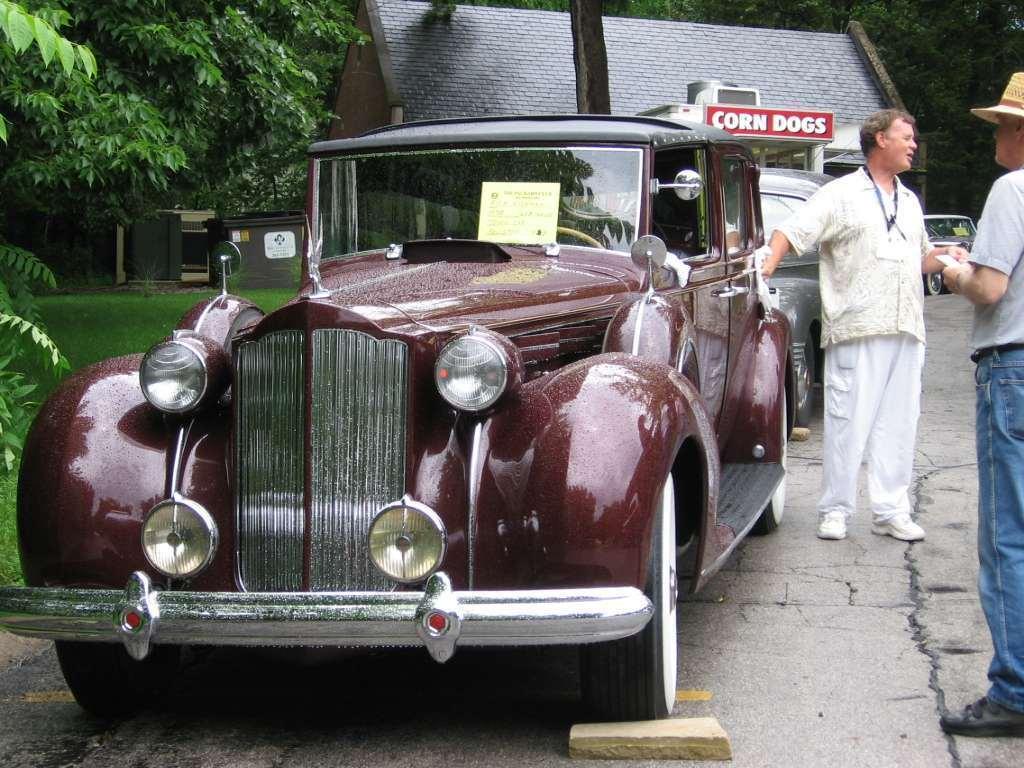 PAC Nat'l 2008- 1938 Packard Rollston V-12