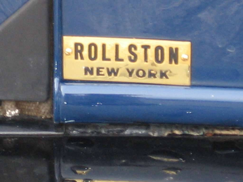 PAC Nat'l 2008- 1927 Packard 343 Rollston Touring