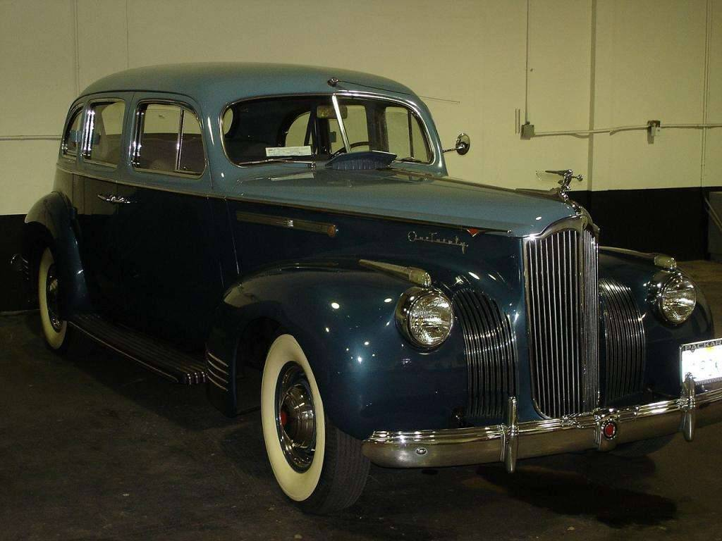 41 Four Door Touring