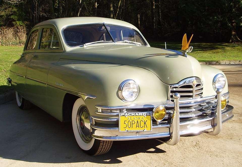 1950 Standard Eight