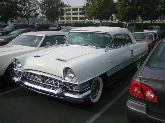 1955 Packard Caribbean Conv.