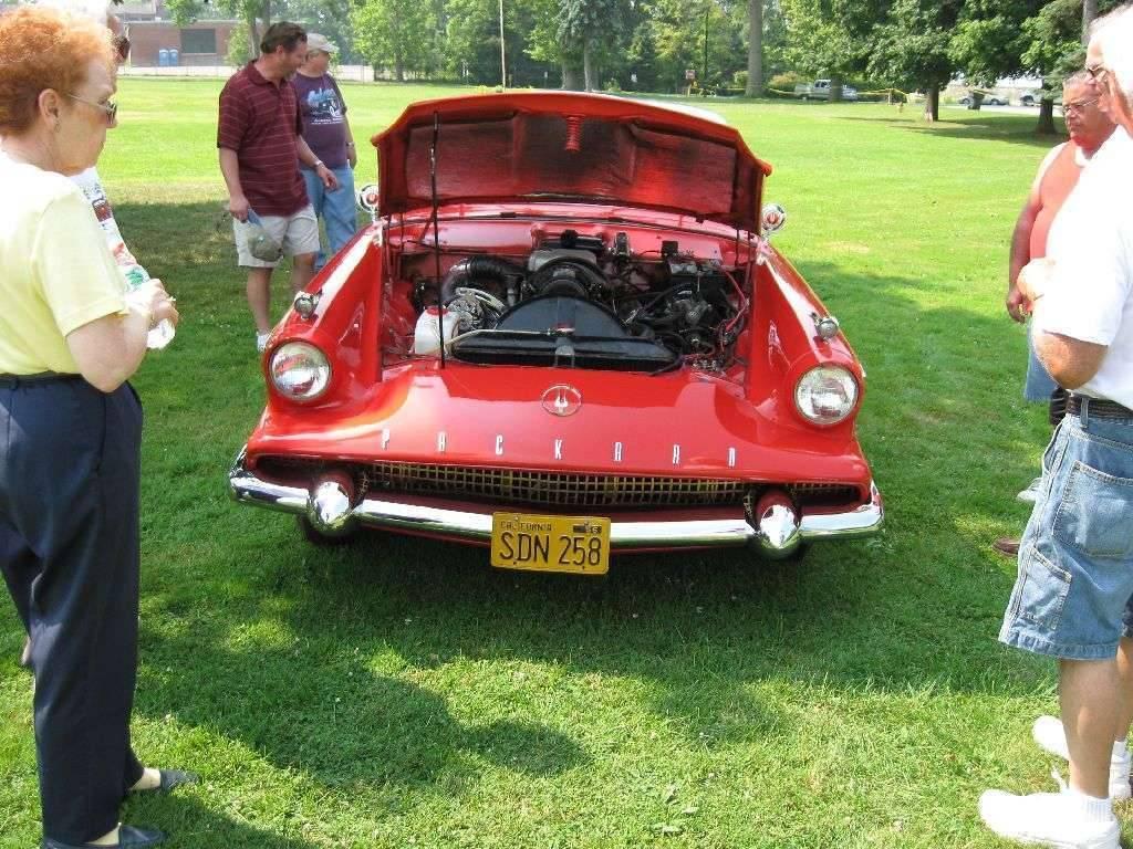 1958 Hawk