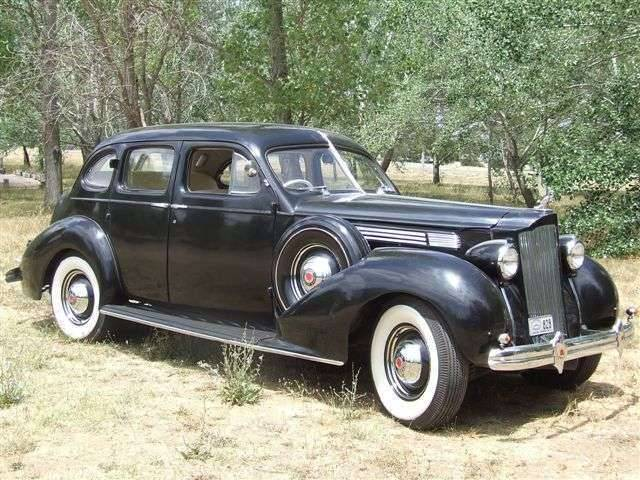 1938 T J  Richards, 1601 with 327 and R6 overdrive
