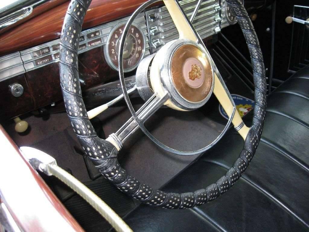 1946 Limousine