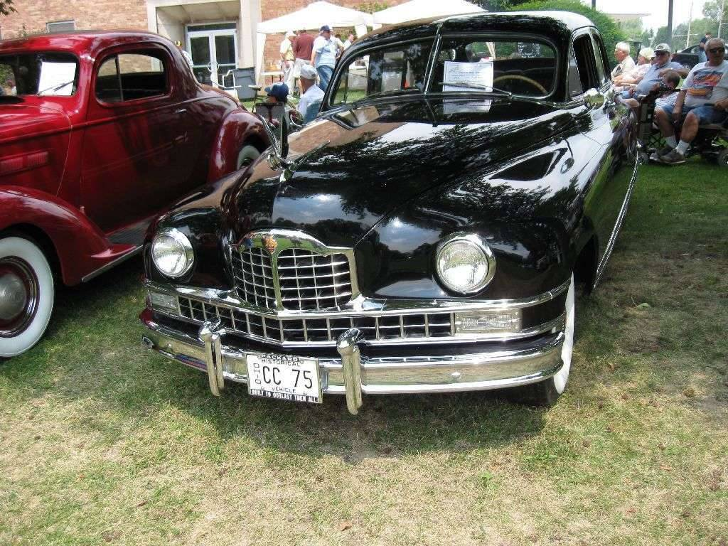 1948/1949 22nd series Custom model 2252 with a 23rd series front bumper