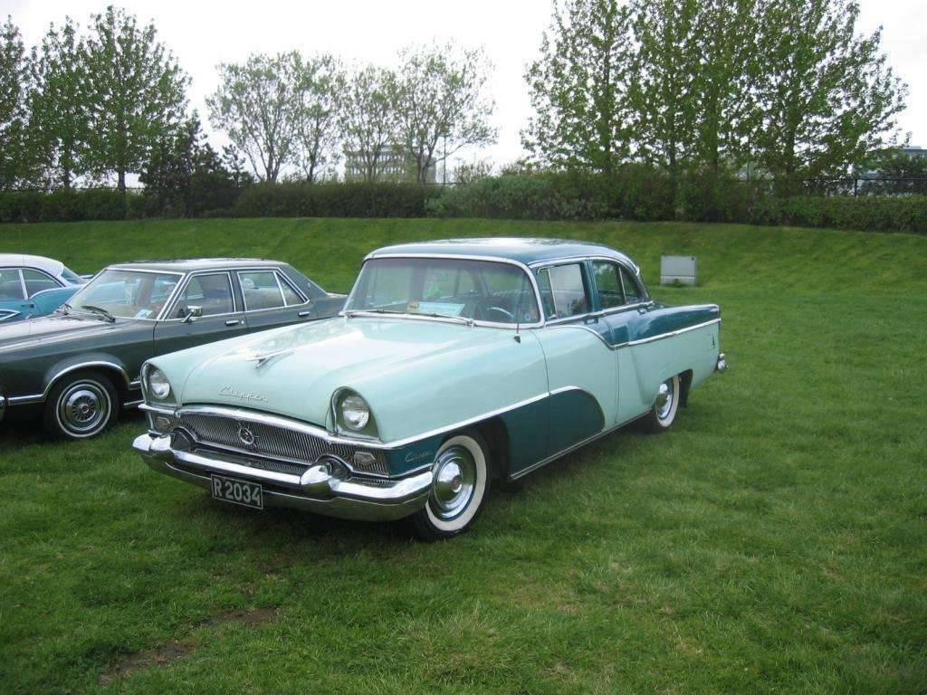 1955 Packard Clipper Custom Sedan